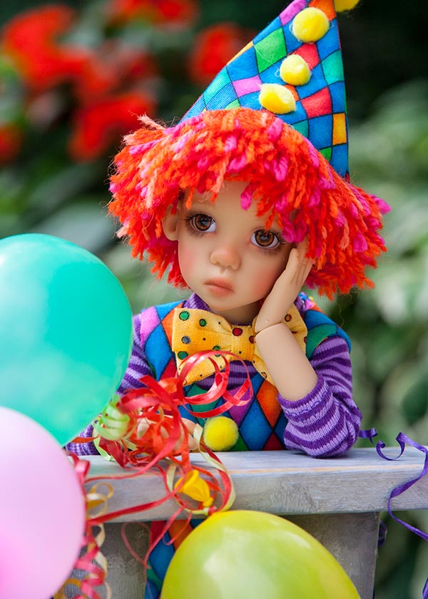 Clown Missy